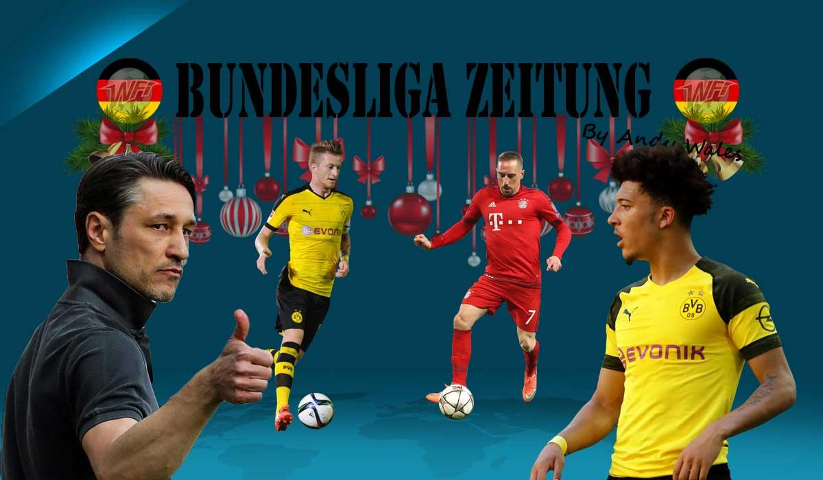 An English Draw In Englische Woche As Bundesliga Takes Winter Break – Bundesliga Zeitung