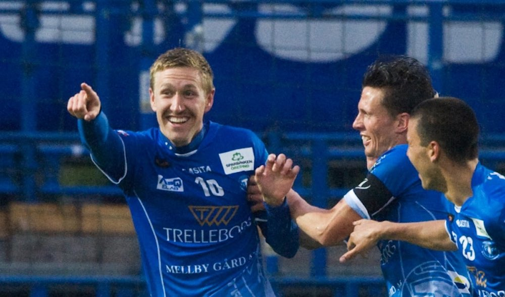 Marcus Pode: From Malmo To Trelleborgs