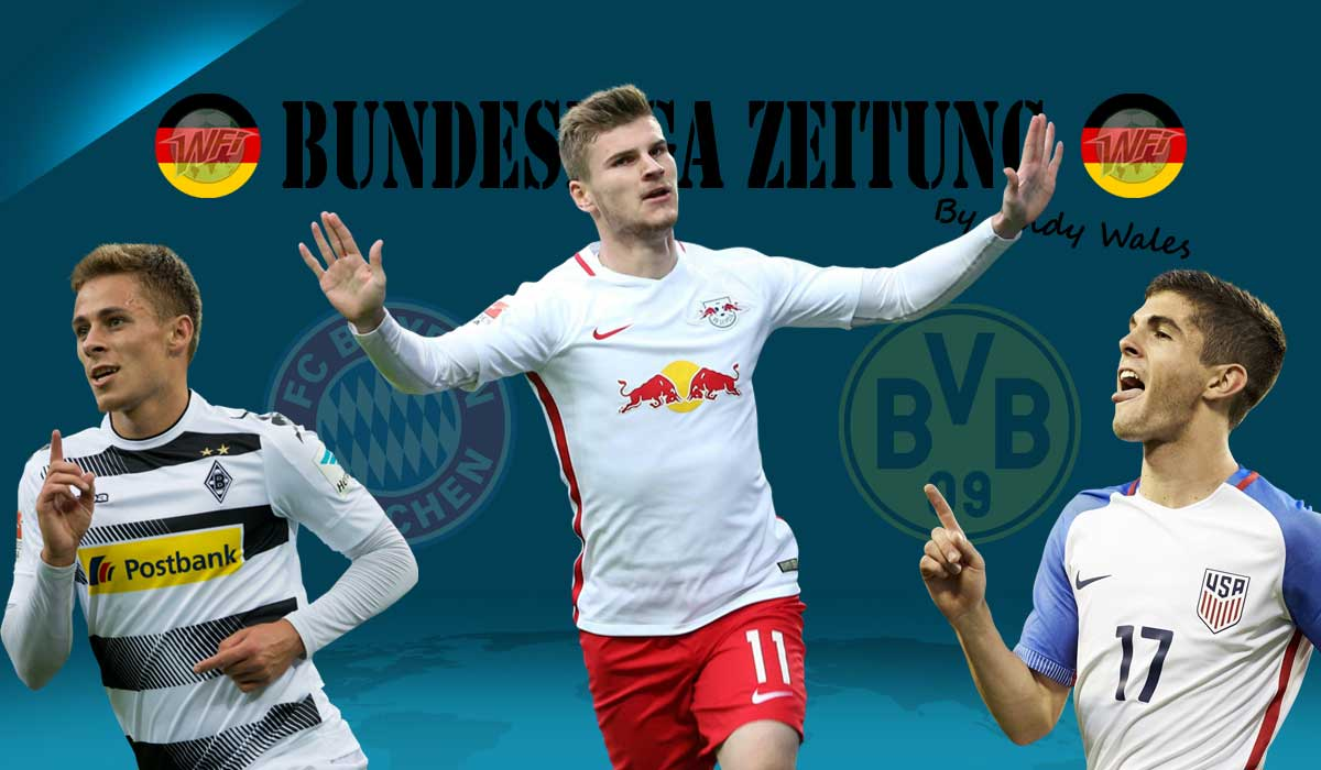 Bundesliga Back In Business – On The Pitch And In The Transfer Window