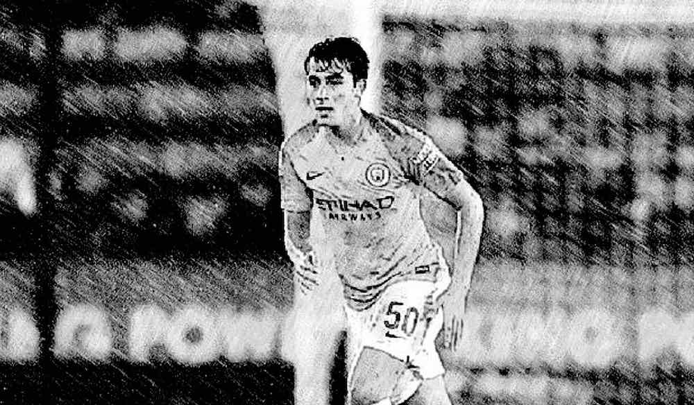 Scouting Sketch: Eric Garcia – Manchester City