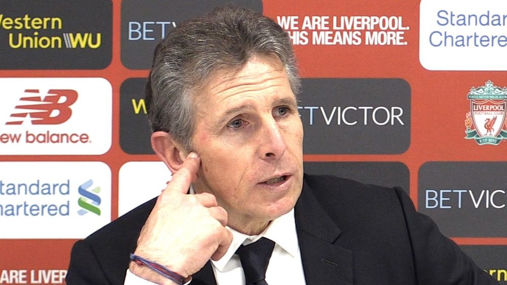 Puel: We Could Have Taken All 3 Points At Liverpool