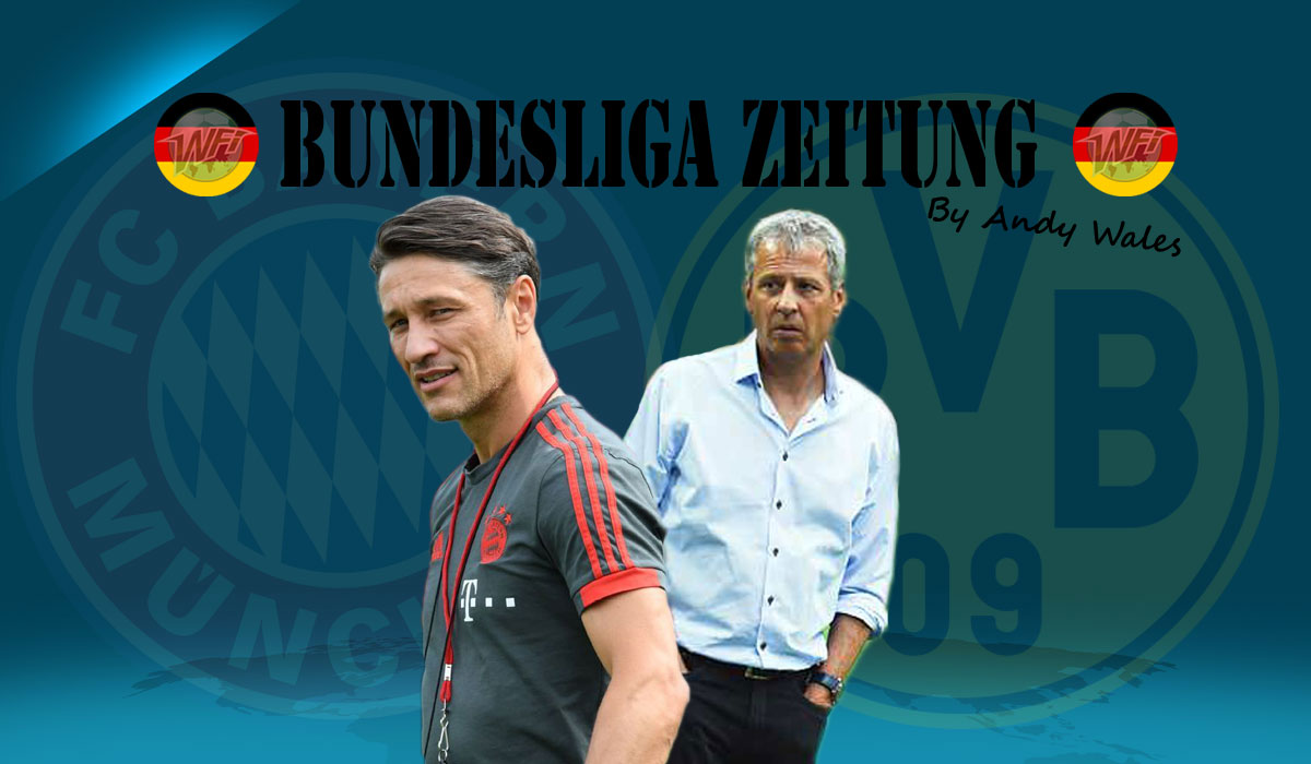 Dortmund & Bayern Have It All To Play For – Bundesliga Zeitung