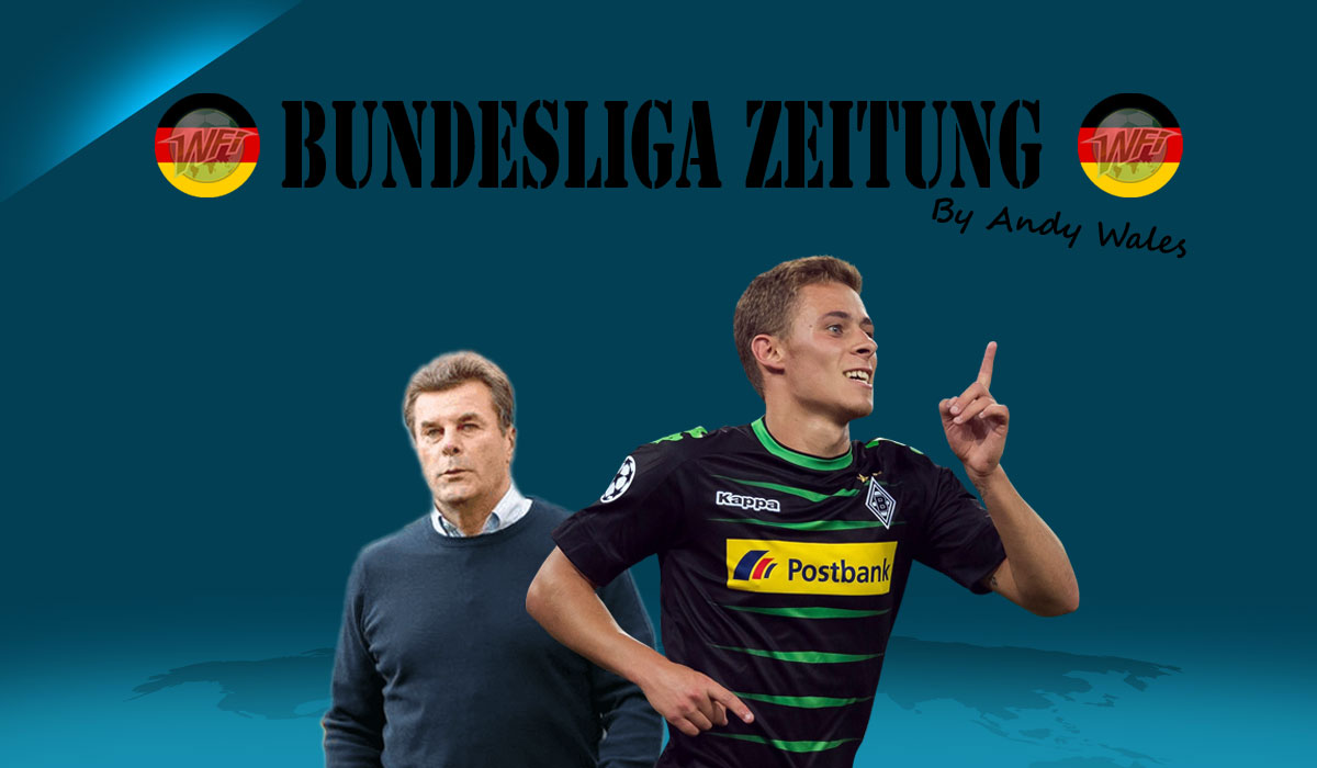 Hecking's Gladbach Continue To Defy The Odds – Bundesliga Zeitung