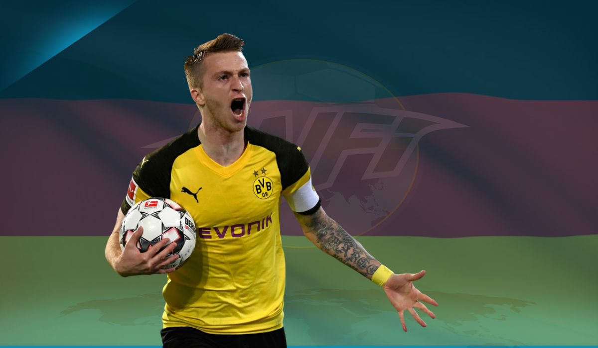 Dortmund Back To Winning Ways In Time For Reus Return – Bundesliga Zeitung