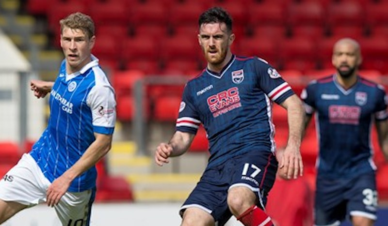 Ross Draper On Life In The Scottish Highlands With Ross County & Caley Thistle