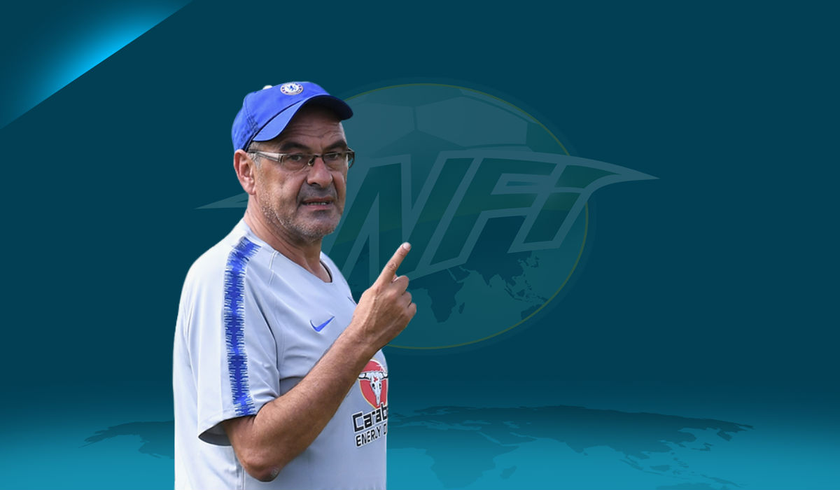 Maurizio Sarri At Chelsea: Myths Magic & Negative Narratives