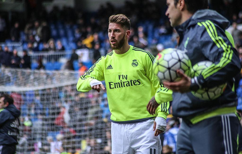 Sergio Ramos – A Legacy Of Red