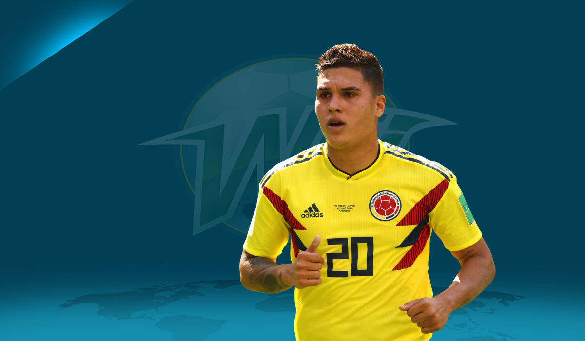 Juan Fernando Quintero: River Plate And Colombia Rocked By Quintero Injury Lay-Off