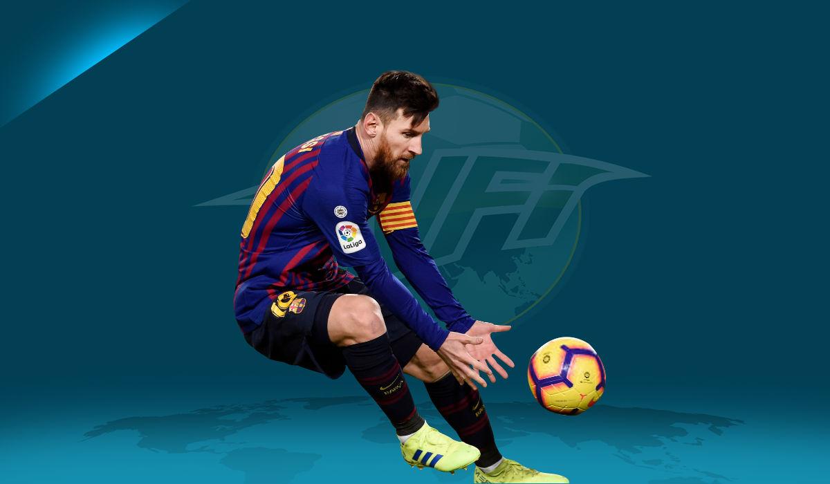 Messi's Late Run – Clásico 41