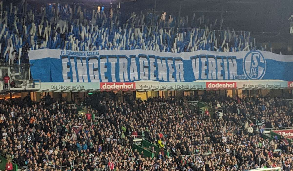 With Tedesco On Thin Ice Will Schalke Crack? – Bundesliga Zeitung
