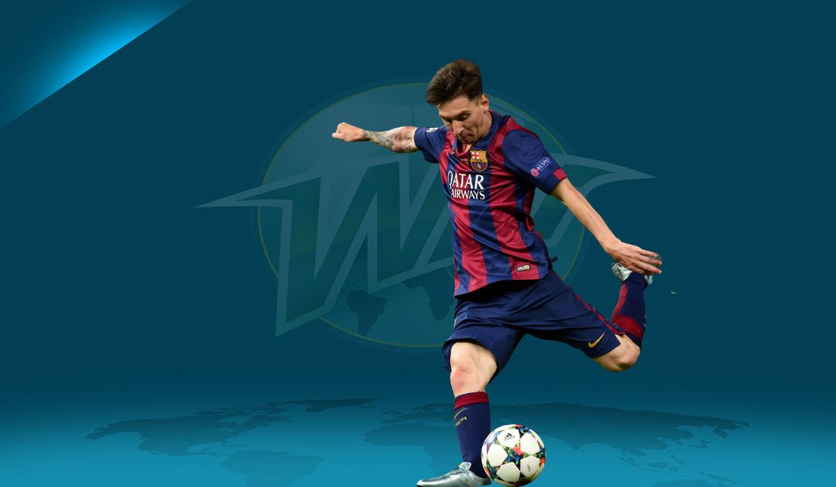 Messi's Late Run – The Free Kick King