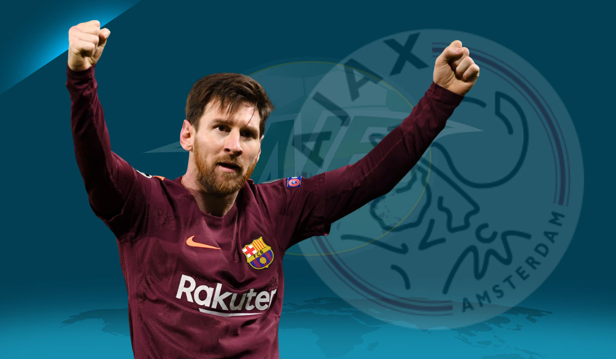 Messi's Late Run – Tying United In Knots & Sharing The Stage With Ajax