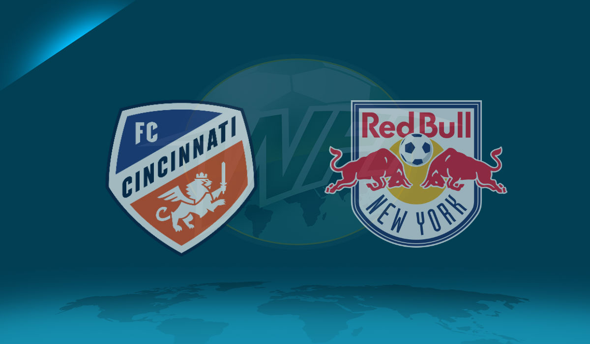 MLS Preview: FC Cincinnati vs New York Red Bulls