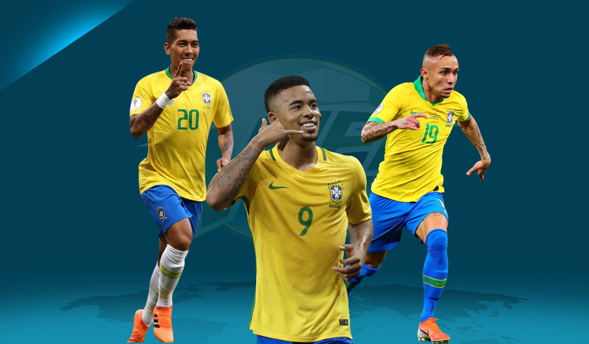 No Neymar No Problem For Brazil As Firmino Jesus And Everton Steal The Show