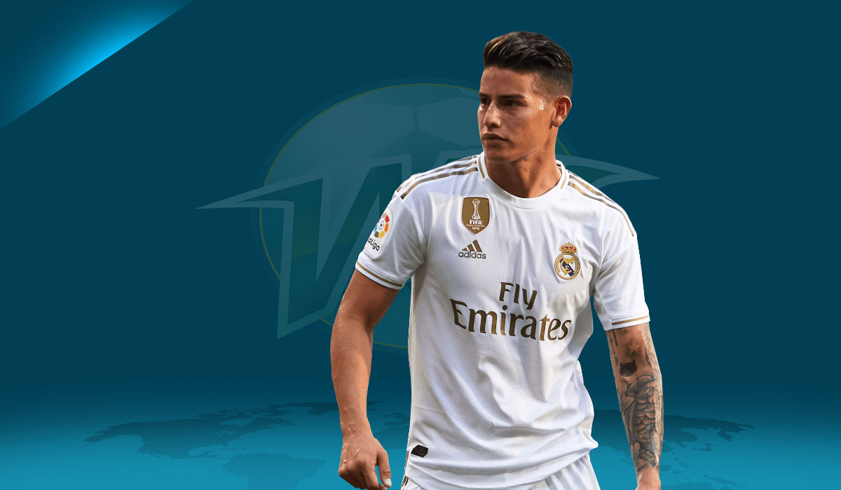 James Rodriguez Glad To Be Back But Real Madrid Struggle Versus Valladolid
