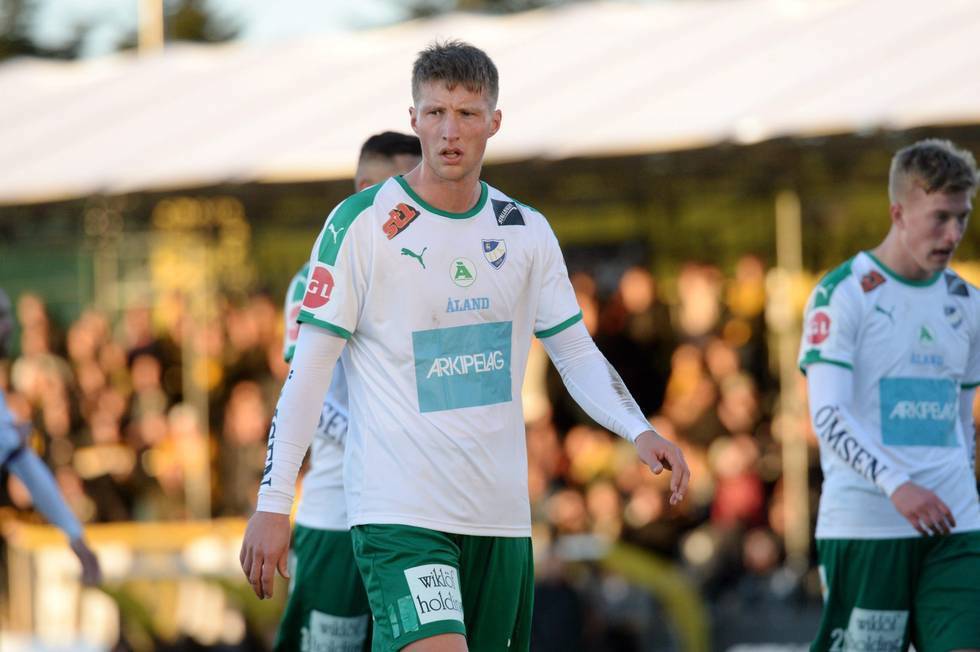 Rick Ketting On Life On The Åland Islands With IFK Mariehamn