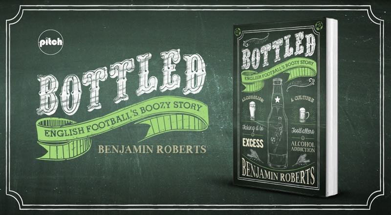 Win a copy of Bottled: English Football's Boozy Story