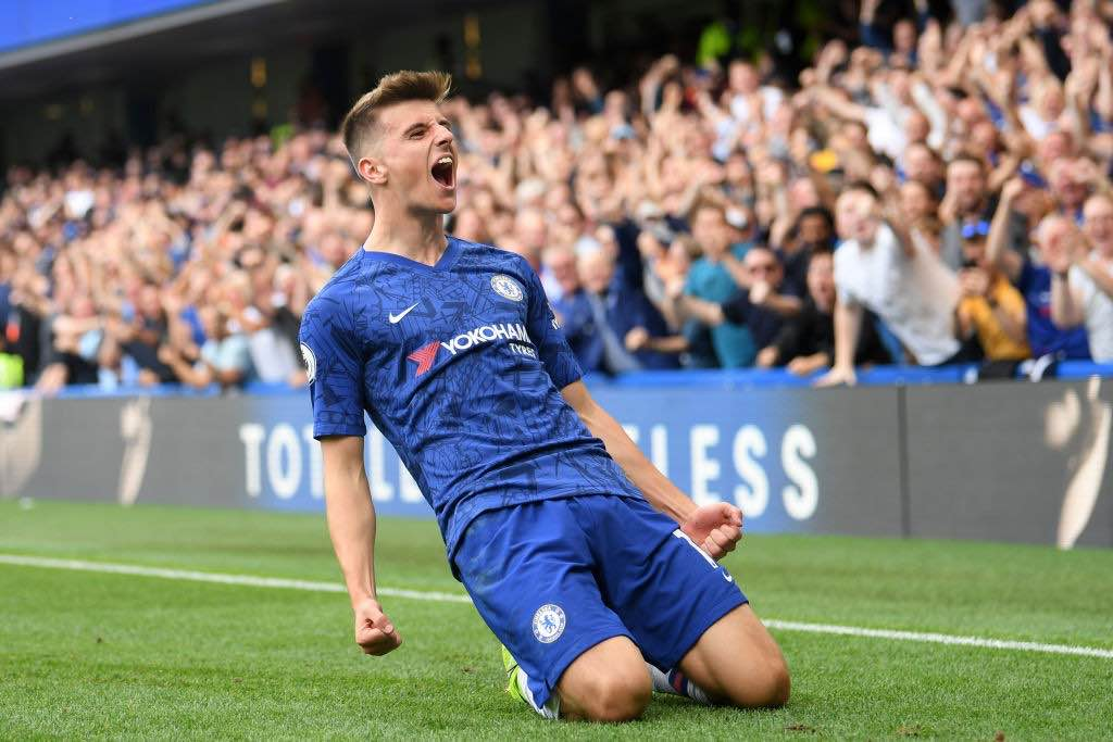 Mason Mount Proving His Time Is Now At Chelsea