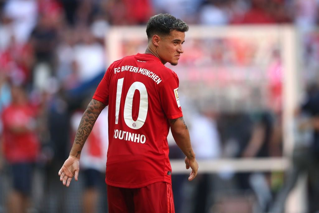 online retailer 8fd83 ec439 Can Philippe Coutinho Finally Define Himself at Bayern?