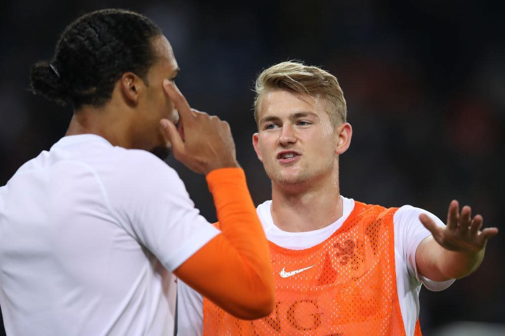 The Rise Of Matthijs De Ligt: The Present And Future For
