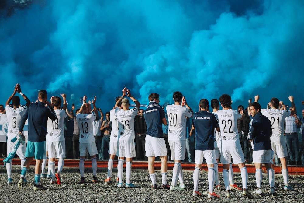 Dinamo Batumi Out To Make History In Georgia's Erovnuli Liga