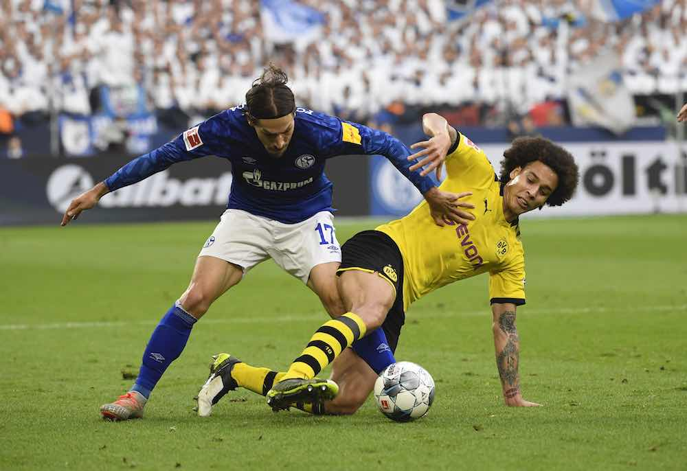 Ruhr Passion On Show As Schalke & Dortmund Share Spoils In Revierderby