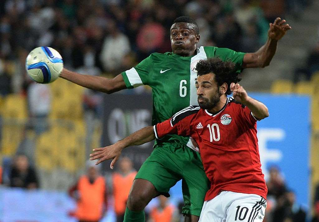 Stanley Amuzie On Facing Salah With Nigeria & Encouragement From Eto'o