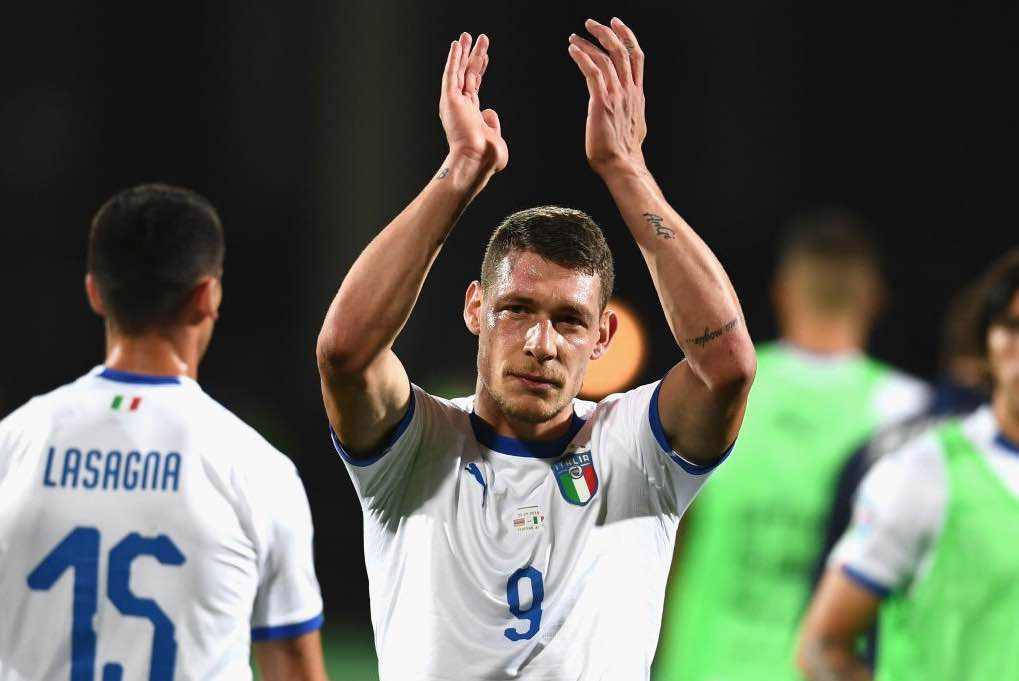 Is Andrea Belotti The Answer To Italy's Striker Problems?