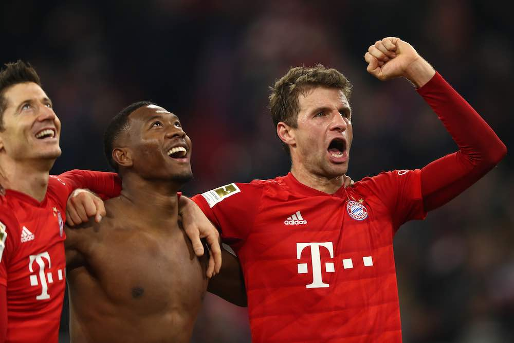With A Flick Of The Finger Bayern Tear Dortmund To Pieces