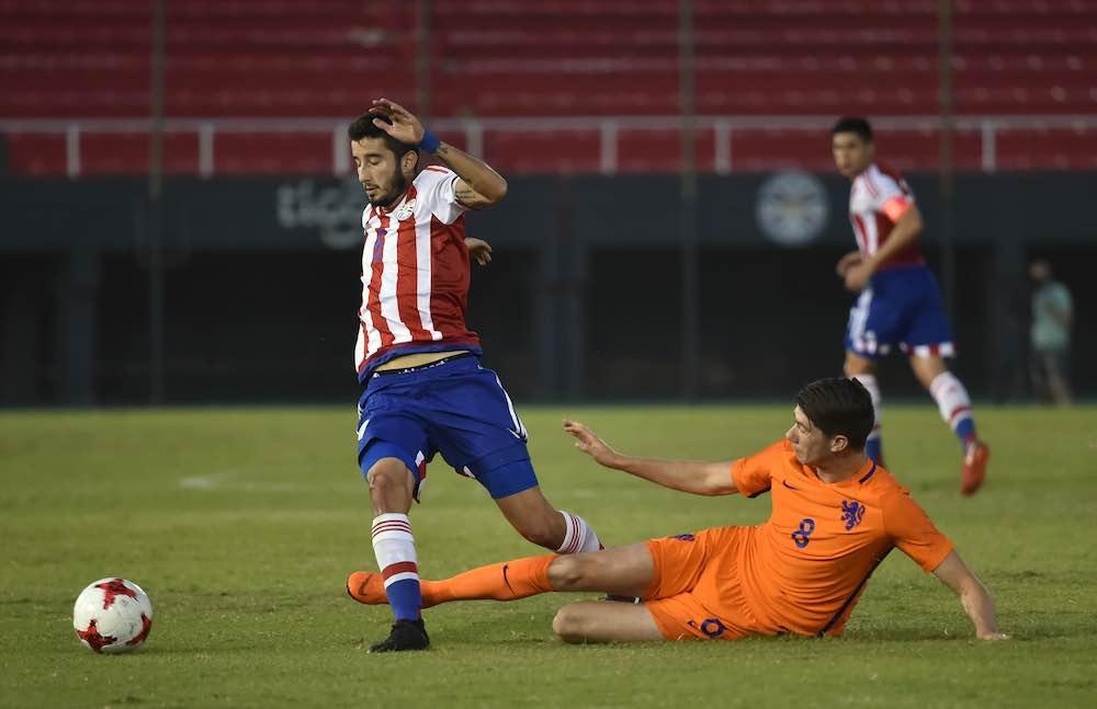 Mathias Villasanti On Paraguay Debut & Copa Libertadores Experience