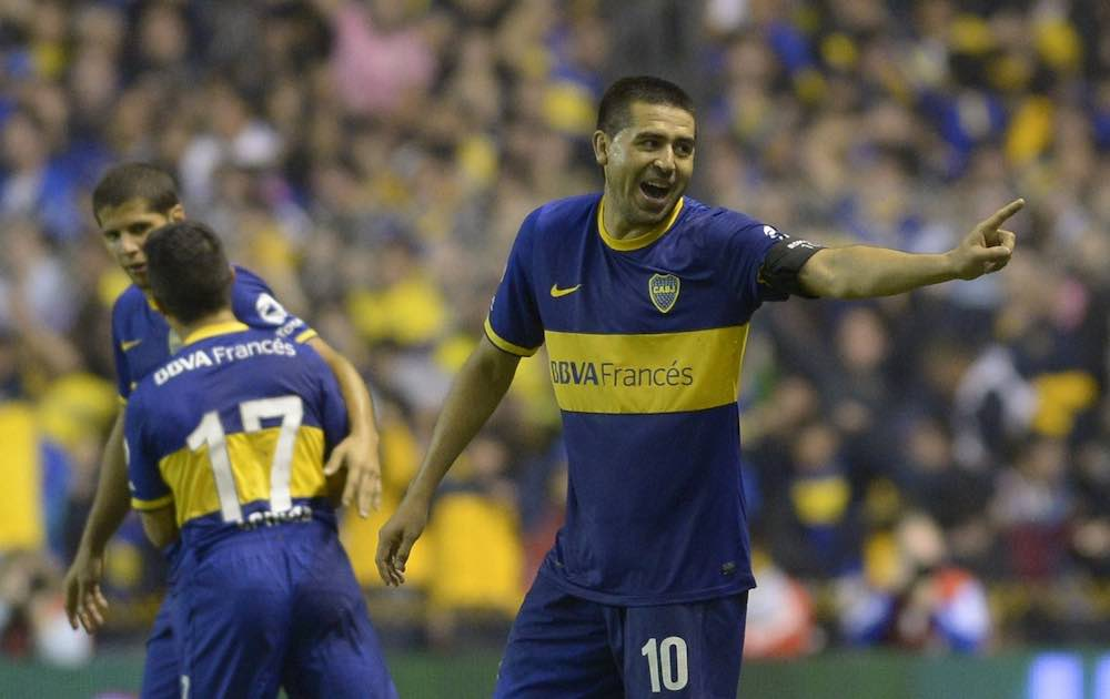 Juan Roman Riquelme Makes Headlines Off The Pitch In Argentina