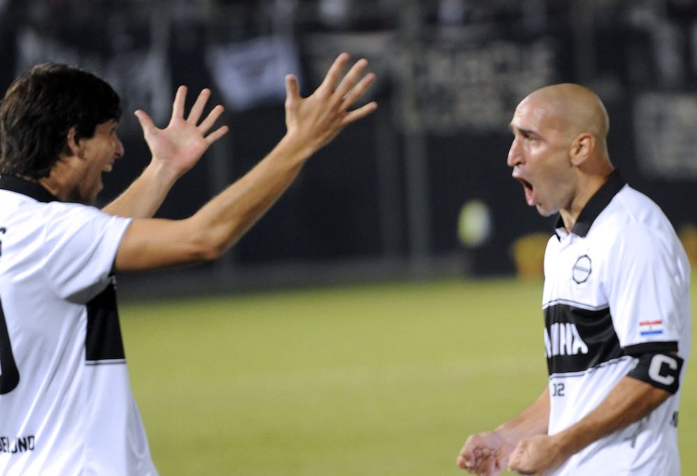 Sergio Órteman: The Best Player At The 2002 Libertadores Reflects On Olimpia's Triumph