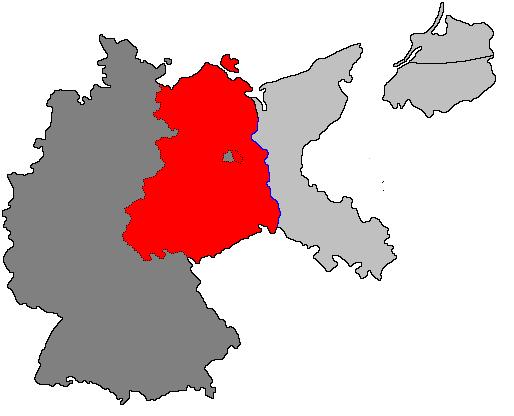 Berlin divide