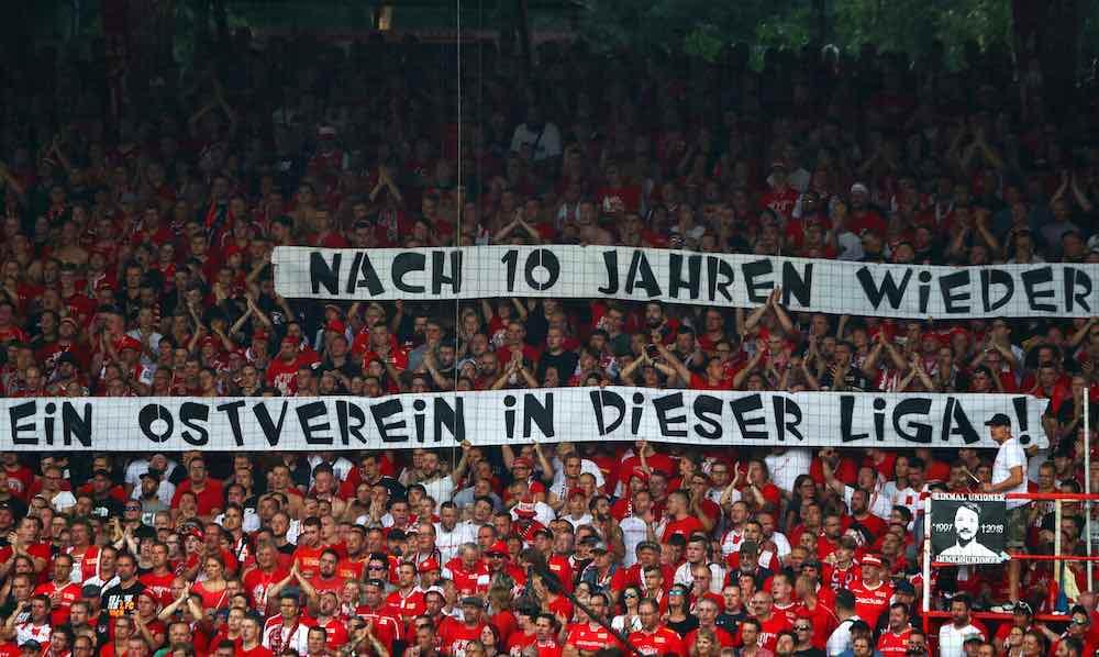 Union Berlin Leipzig banner