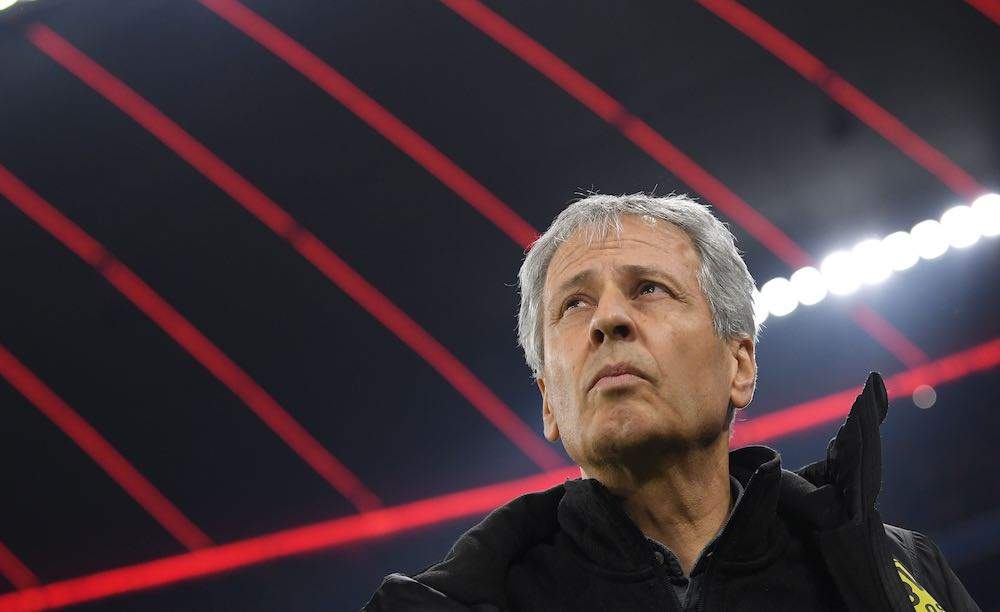 In A Bundesliga Season Full Of Storylines Lucien Favre Might Soon Be Written Out