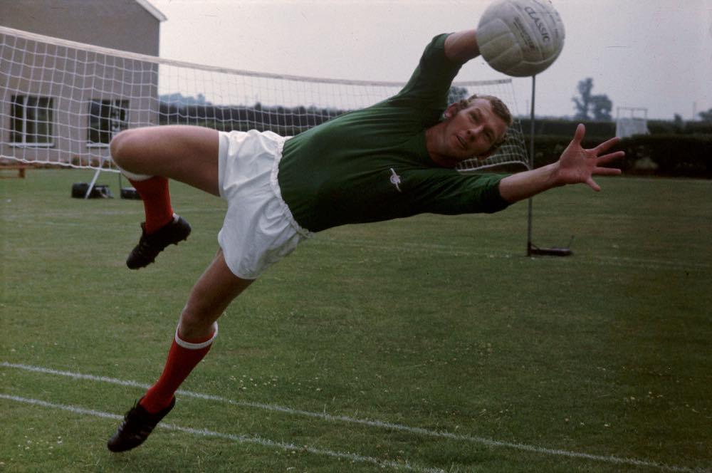 Bob Wilson On Coaching David Seaman, His Hero Bert Trautmann, And Arsenal's 1971 Double Winners