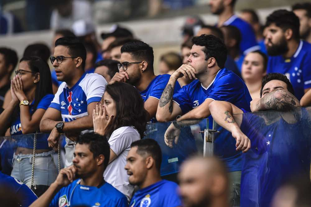 Cruzeiro Fans relegated