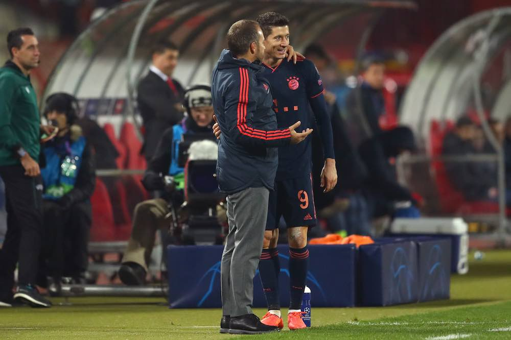 Flick Lewandowski Bayern