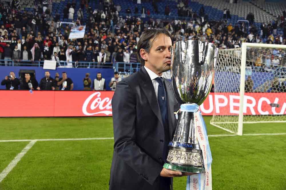 What Does The Supercoppa Italiana Win Mean For Lazio?