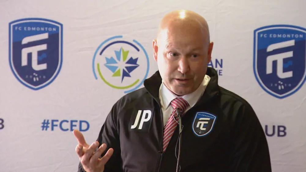FC Edmonton's Jeff Paulus: The Canadian Premier League Will Be Front Page News