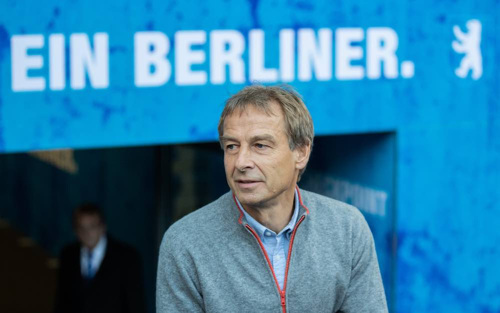 Big Weekend For Bosz And Favre While Klinsmann Takes Over At Hertha