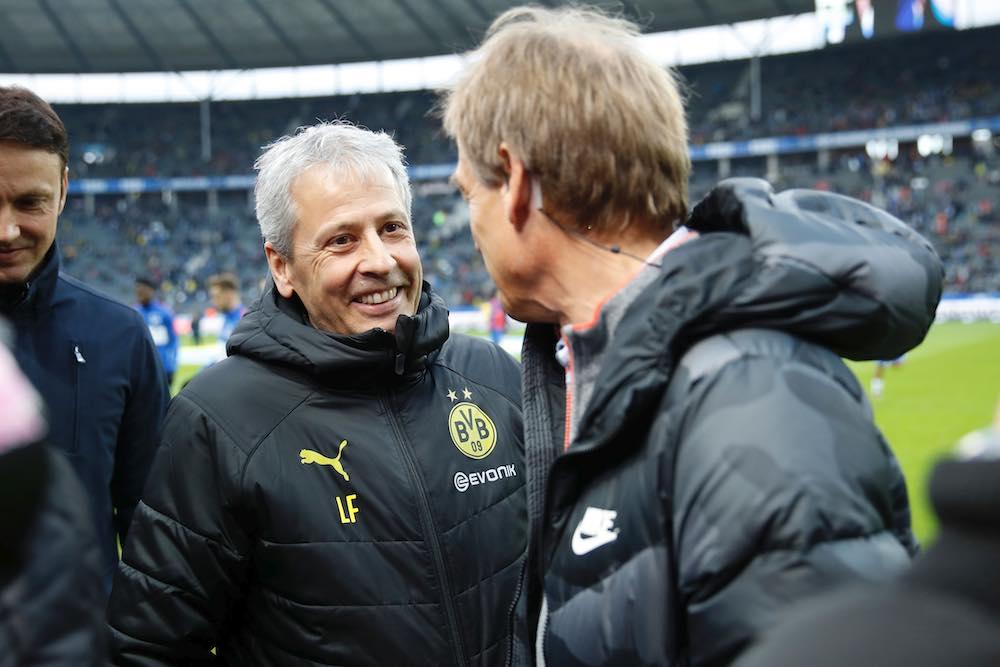 Klinsmann favre