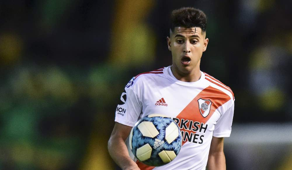 Leverkusen Sign Argentina International Exequiel Palacios From River Plate