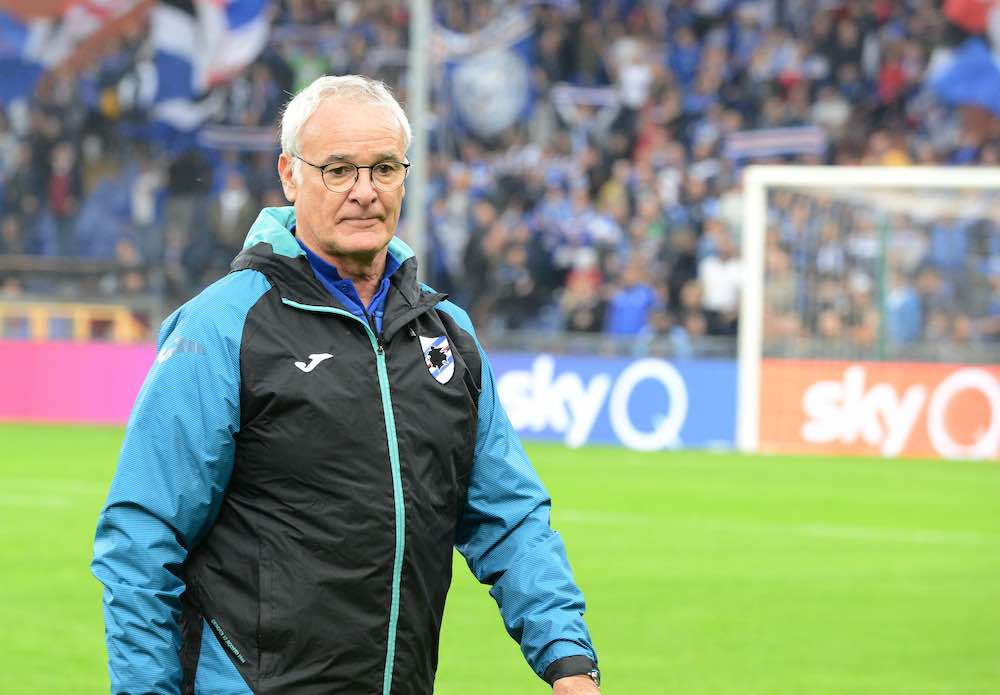 Is Claudio Ranieri The Man To Save Sampdoria's Season?