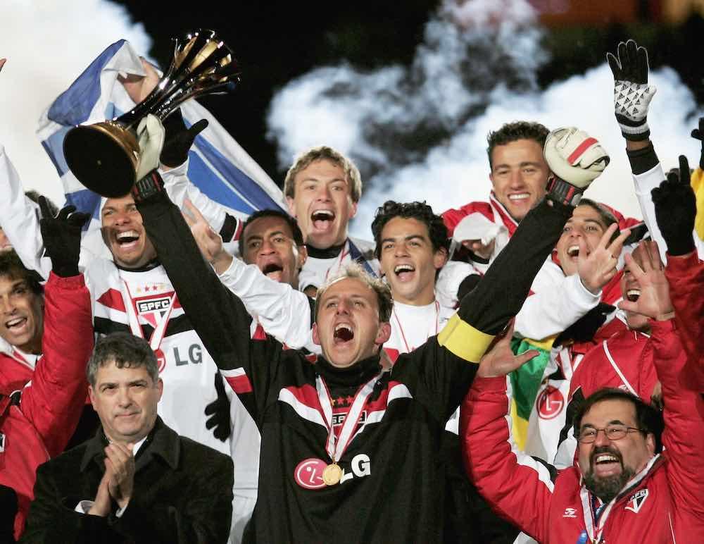 Rogerio Ceni Club World Cup 2005