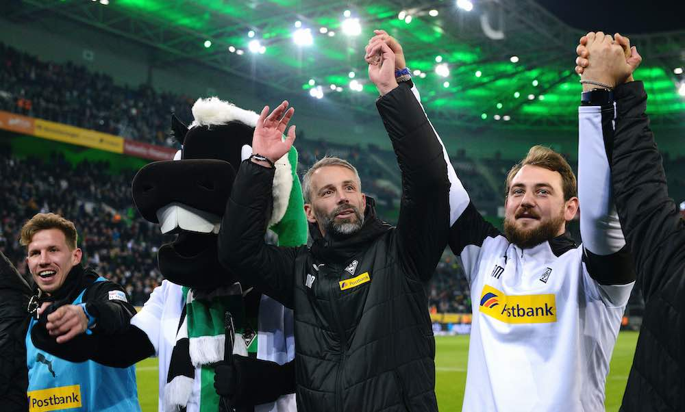 Gladbach Top But Bundesliga Delicately Poised Ahead Of Englische Woche