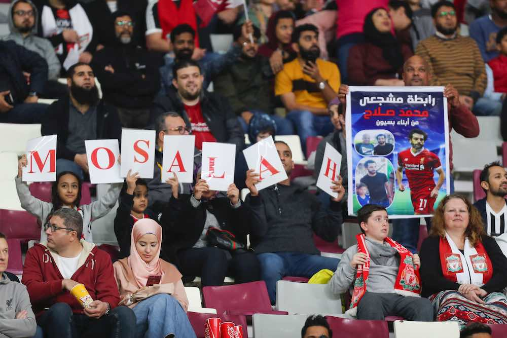 Salah Fans Club world Cup