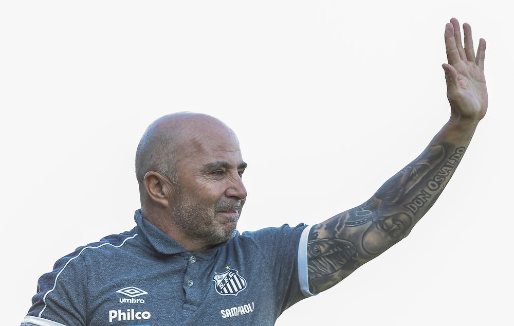 Santos Losing Jorge Sampaoli Could Prove Costly After An Entertaining Year