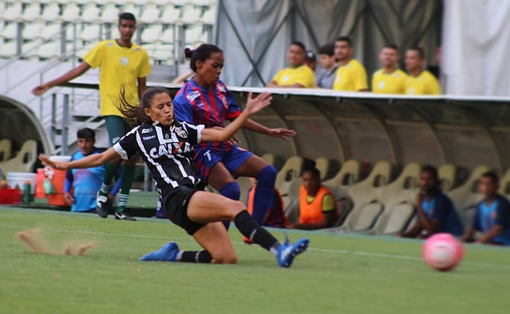 Ceara's Thayanne Camurca On The State Of Women's Football In Brazil