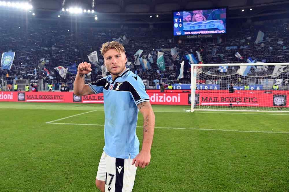 Ciro Immobile Takes Goals Tally To 20 As Lazio's Run Continues
